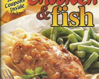 Pillsbury Chicken & Fish Cookbook