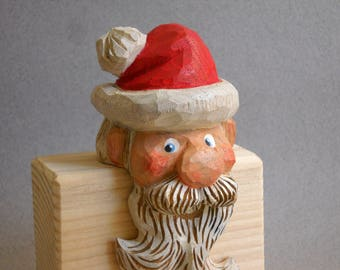 Shelf sitting Santa
