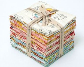 Farm Girl Fat Quarter Bundle by October Afternoon Riley Blake. FQ-5020-21