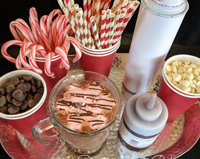 Snowflake Marshmallows INDIVIDUALLY WRAPPED - great favors, gifts, FROZEN parties, weddings, hot chocolate bar, s'mores, stocking stuffers