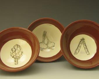 Sauce bowls (set of four)