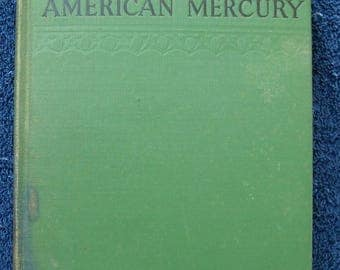 Antique Book Readings form the American Mercury