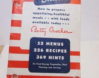 Your Share Betty Crocker 1943