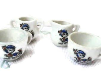 Tea Set Baby Shower Gift, Garden Party Tea Set, Children's Tea Party Decorations, Bridal Shower Tea, Party Favors, PioneerFundraiser