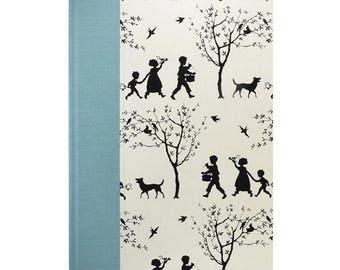 Baby  Keepsake Memory Book Silhouette