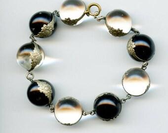 Victorian Pools of Light Bracelet