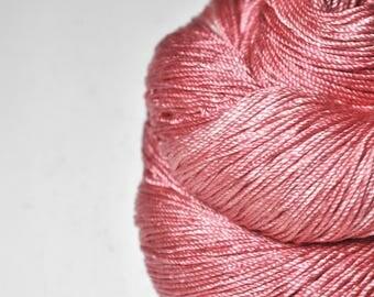 Lolita OOAK  - Cordonnette Silk Fingering Yarn