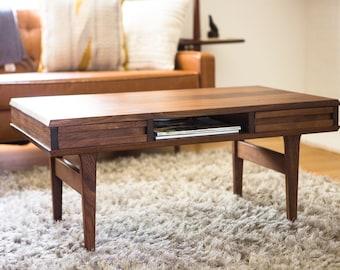 Danish Modern Inspired Coffee Table
