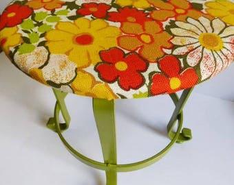 Iron vanity chair | Etsy
