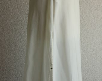 Vintage half slip  by Wonder Maid size large cream off white