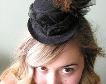 Steam Punk Fascinator