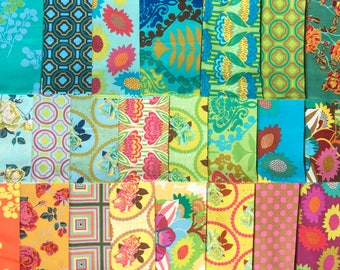Anna Maria Horner Garden Party Free Spirit fabric 23 FQ set PLEase REad