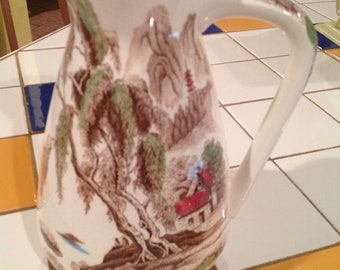 Vintage Nasco Sayonare Pitcher