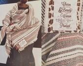 Soft Pastels Blanket Scripture Scarf