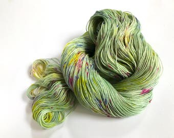 Sea Spiral Sock Yarn.  Lorelei