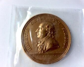 American Revolutionary War Bronze Medal
