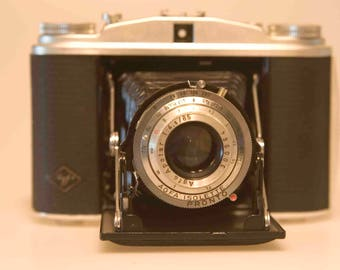 Vintage Agfa Isolette II light tight Bellows