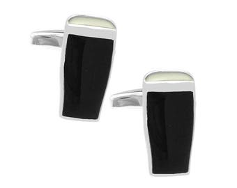 Black Beer Cufflinks
