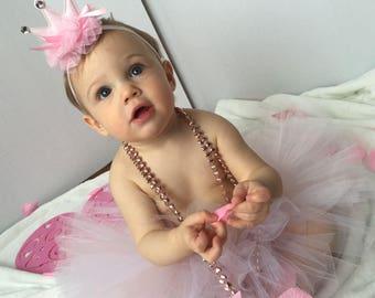 RESERVED LISTING- MARISSA- Princess Birthday Crown Headband-