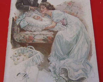 Magazine, Antique, Vintage, Fashions, Ads and Lots More: 1911, The Ladies Home Journal