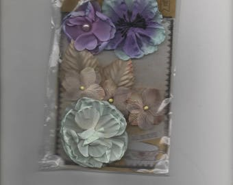 27900 decorations for your fabric and paper flowers cards