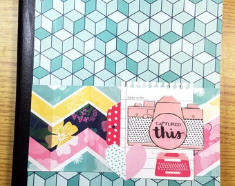 Capture This Composition Book
