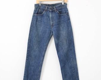 Levi's 505 jeans, 70s orange tab Levis 31 x 30