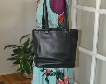Sizzling Summer Sale COACH~Coach Bag~ RARE ~Vintage Coach Bag~Black  Coach Satchel