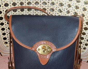 On Sale Dooney & Bourke~Vintage Dooney Bourke Bag~Dooney Bag~Dooney Sale~ Dooney~Navy Blue