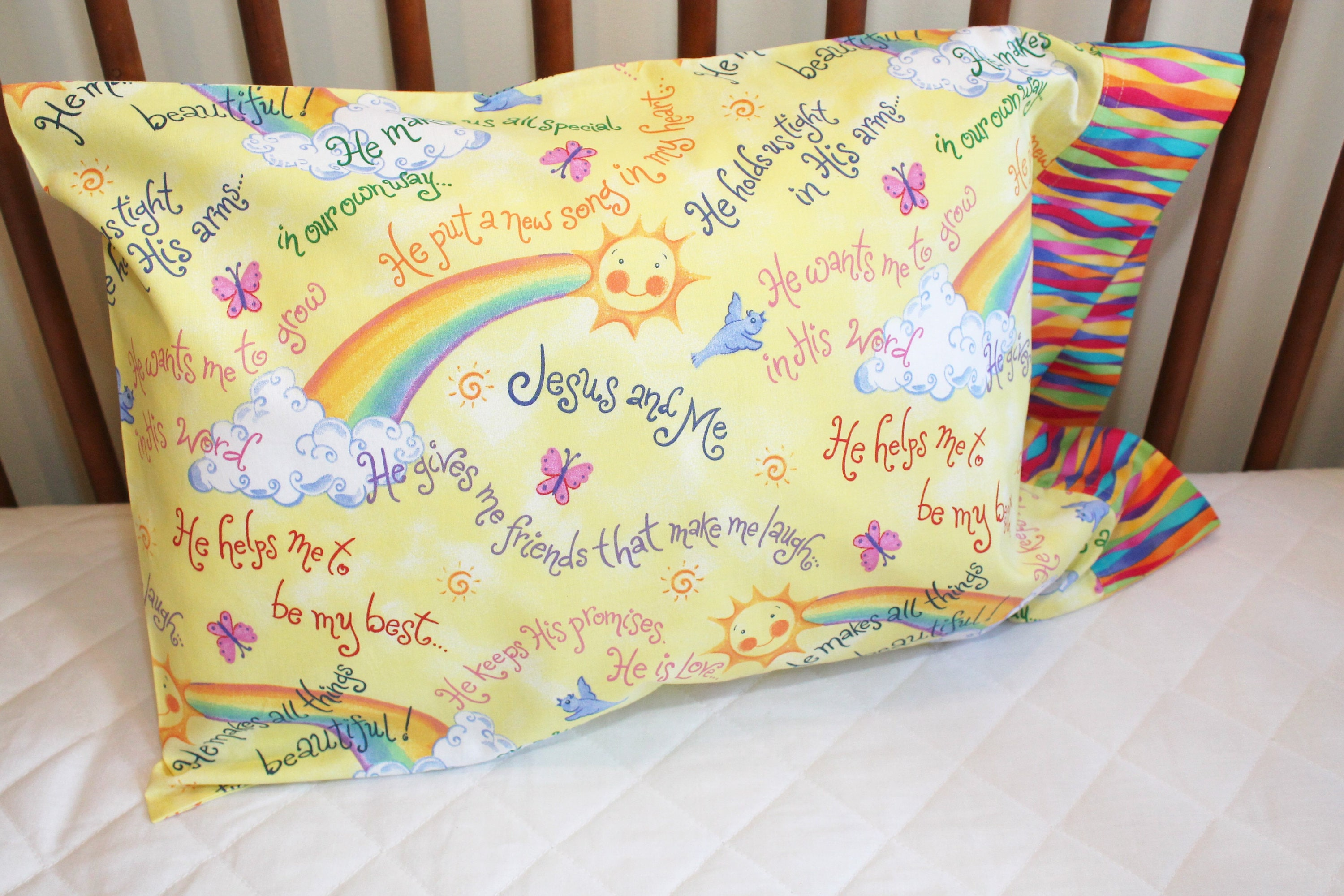Travel Size Pillowcase