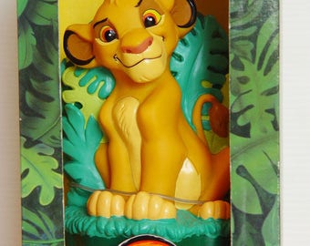 Disney Lion King Simba Bank-NIB