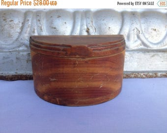 ON SALE Wooden Jewelry Box Gift For Her Wood Box