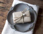 Handcrafted Concrete Small Bowl,  Candle Holder ,Jewelry Dish,