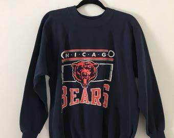 Vintage Chicago Bears Sweatshirt