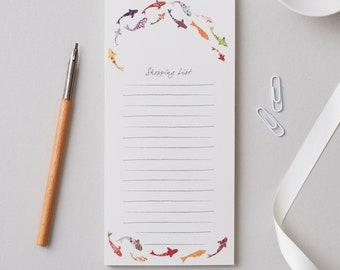 Koi Carp Notepad