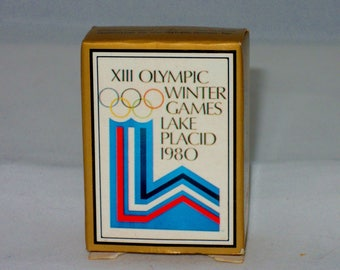 1996 Olympic Games Collection Micromini Card Deck