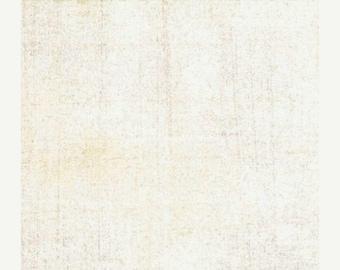 12% off thru July GRUNGE BASICS-by half yard by Moda & Basicgrey-VANILLA cream tan texture blender  30150-91