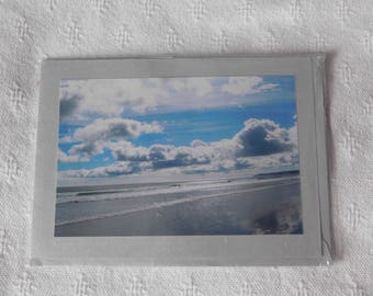 Ogunquit beach  photo card