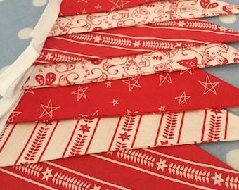 Christmas bunting,Banner, flag, Christmas decorations