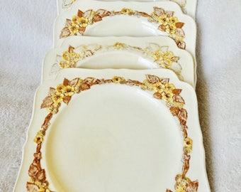 Crown Ducal China Plates