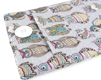 Owl Kindle Paperwhite Case, Kindle Paperwhite Sleeve, Kindle Paperwhite Cover, Kindle Cover, Kindle Sleeve, Kindle Case