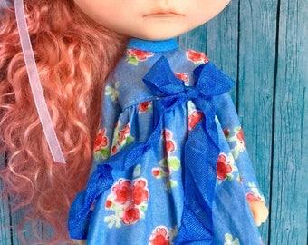 On SALE Spring Gardening Dress for Blythe