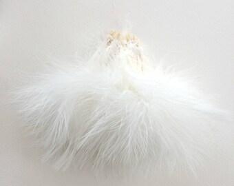 Marabou - Natural White