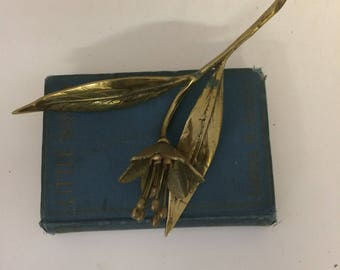 Brass Flower, Tulip
