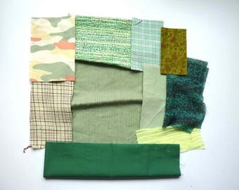 set of fabrics for patchwork 229 coupons