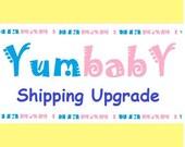 Reserved- Express international shipping upgrade for Maiken