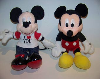 2 Mickey Mouse by Disney