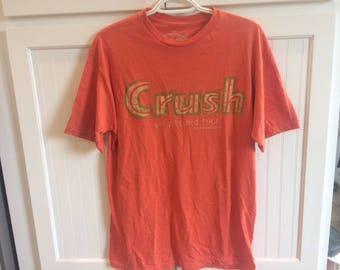 Crush t shirt size Large