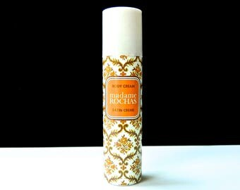 Vintage MADAME ROCHAS by Lancome Perfumed Body Cream  4 oz (120 ml) Full and Discontinued