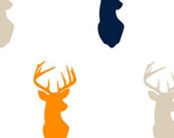 Multi Buck Crib Sheet - several color options